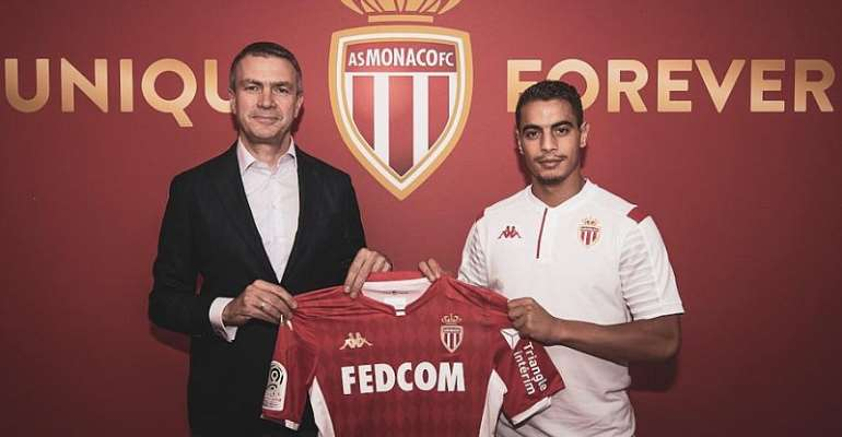 Monaco Sign Ben Yedder As Lopes Moves Other Way