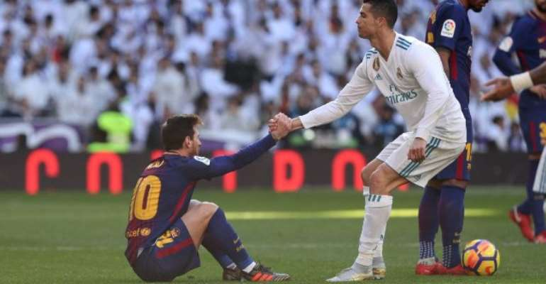 Ronaldo: Champions League Titles With Many Clubs Set Me Apart From Messi