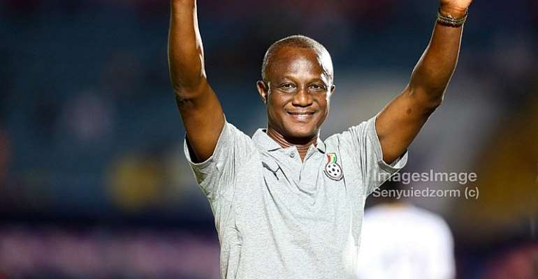 Kwesi Appiah Must Be Maintained As Black Stars Coach, Says NPP Guru