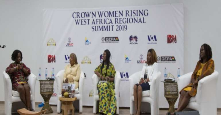 Another Edition Of Crown Women Rising Summit Is Here