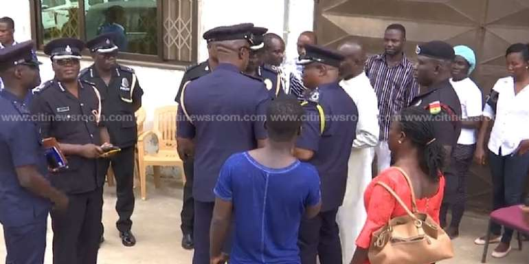 Takoradi Kidnapping: Police Reviewing Disciplinary Report Against Officers Who Assisted Suspect's Jailbreak