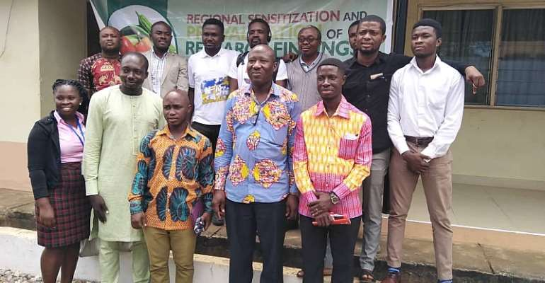 AHEFS Director Laments Neglect Of Vegetable Sector