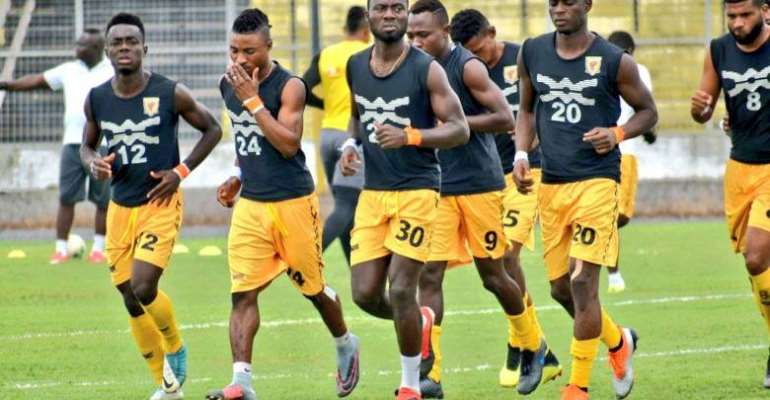 Ashgold Players Free From Covid-19 After Test Results
