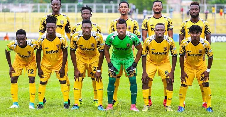 Ashanti Gold SC Wrapping Up Covid-19 Testing Of Players Today