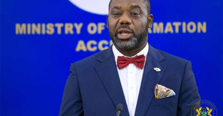 Dr. Matthew Opoku Prempeh – Minister of Education