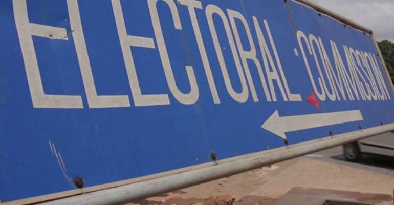 Election 2020 Won't Be Affected By Accra Regional Office Fire Incident – EC
