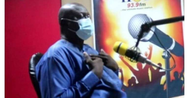 VIDEO: My Party And NPP Still Employing Vigilantes — NDC MP