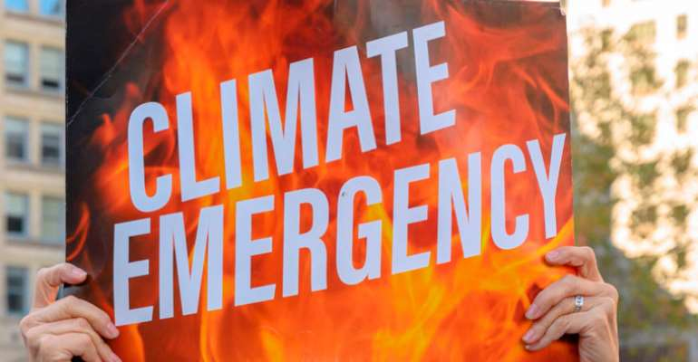 Climate Emergency: The Time Is Now