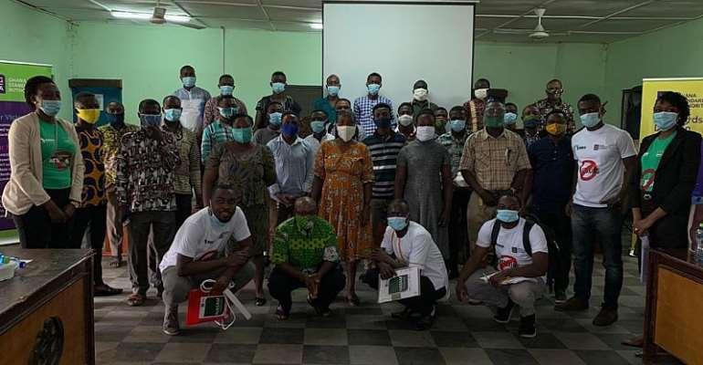 Ensure Best Agricultural Practices To Tackle Aflatoxin—GSA Educates Agric Officers