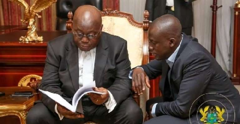 Your Facebook Response To Our 'Jean Mensa' Petition Disrespectful To Ghanaians – ASEPA To Akufo-Addo