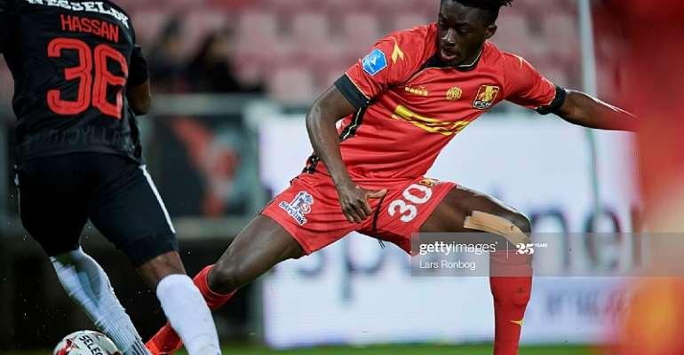 Abdul Mumin Close To Vitória Guimarães Move