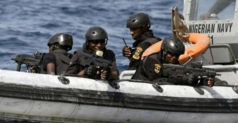 Nigeria convicts first pirates under new anti-piracy law