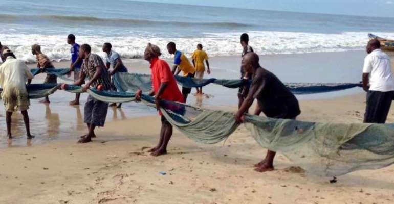 Western Region Fishermen Petition Akufo‐Addo To Abolish