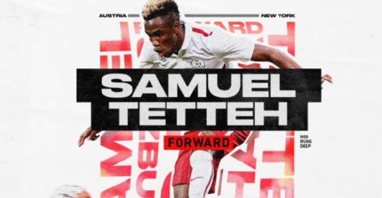 I Want To Follow Mensah And Afful's Success In MLS - Samuel Tetteh