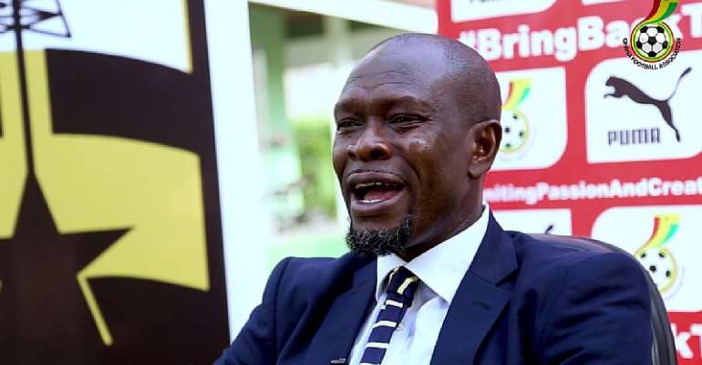 Winning Afcon Not My Immediate Priority, Says Ghana Coach CK Akonnor