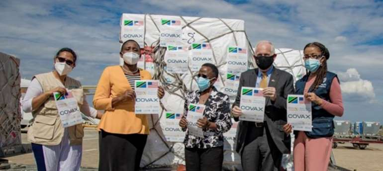 Tanzania receives first COVID-19 vaccine batch