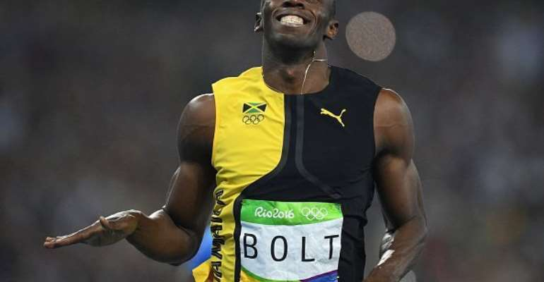 RIO OLYMPICS: Usain Bolt wins unprecedented third 100m crown