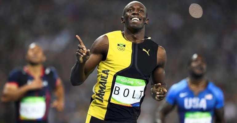 Usain Bolt wins third straight 100m Olympic final