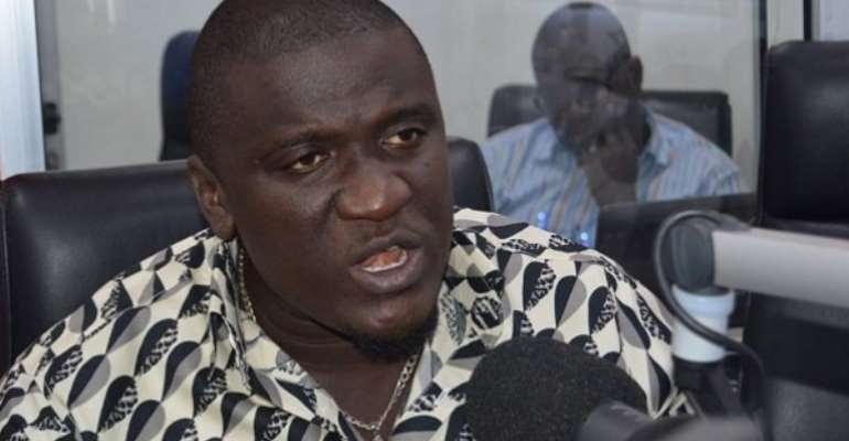 Mentor Anthony Nyo Abeifaa Karbo: Don't Give Him The Street Fighter Tag