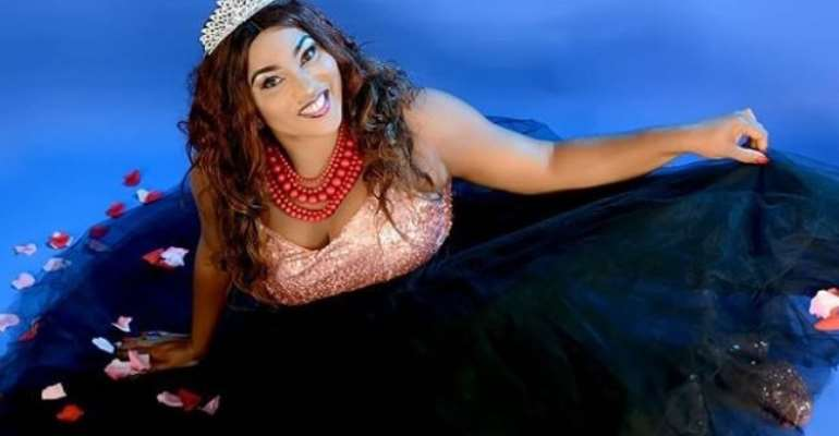 Exquisite Photos of Actress, Tonia Nwosu as She Turns a Year older
