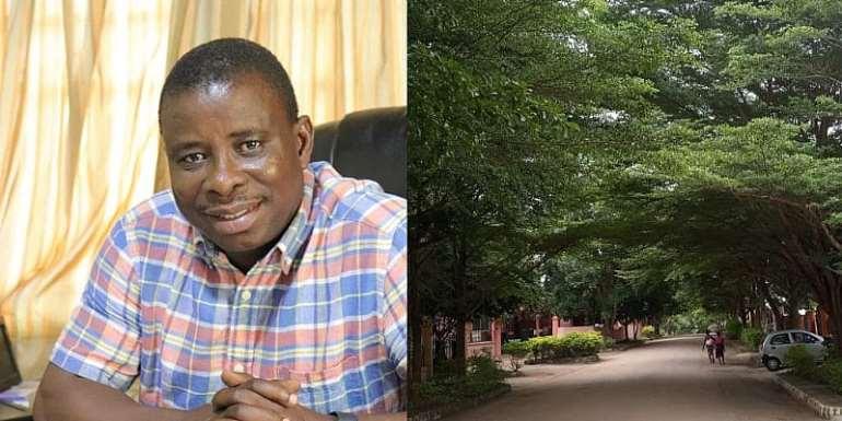 Prof Kofi Anokye, CEO of Koans Building Solutions