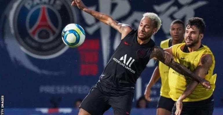 Neymar: Paris St-Germain Reject Barcelona & Real Madrid Bids For Brazil Forward