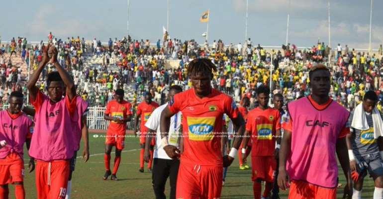 CAF Champions League: Asante Kotoko Announce Gate Fees For Kano Pillars Clash