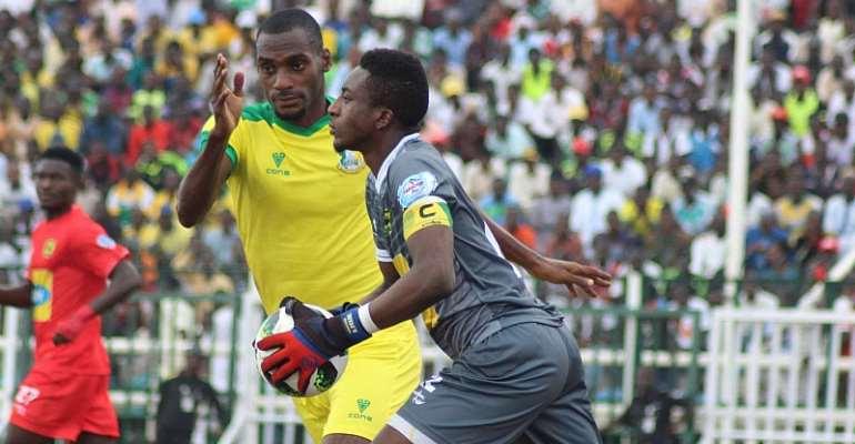 CAF Champions League: Kano Pillars Forward Confident Of Scoring Against Kotoko On Sunday
