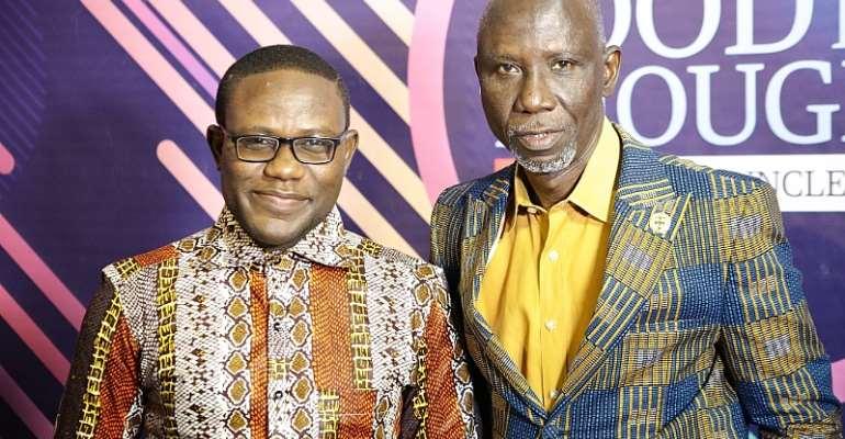 Uncle Ebo Whyte Endorses Kobina Ansah As His Successor