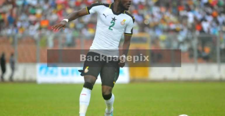 Black Stars Defender Joseph Attamah Larweh Close To Joining Rizespor on loan