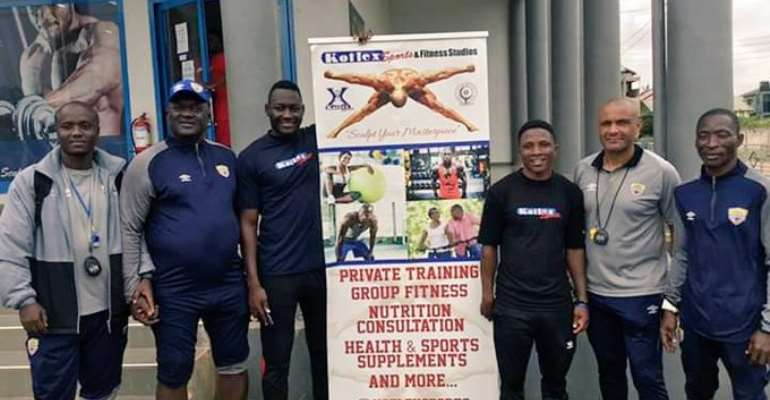 CONFIRMED: Hearts Of Oak Agree Partnership Deal With KOFLEX Gym