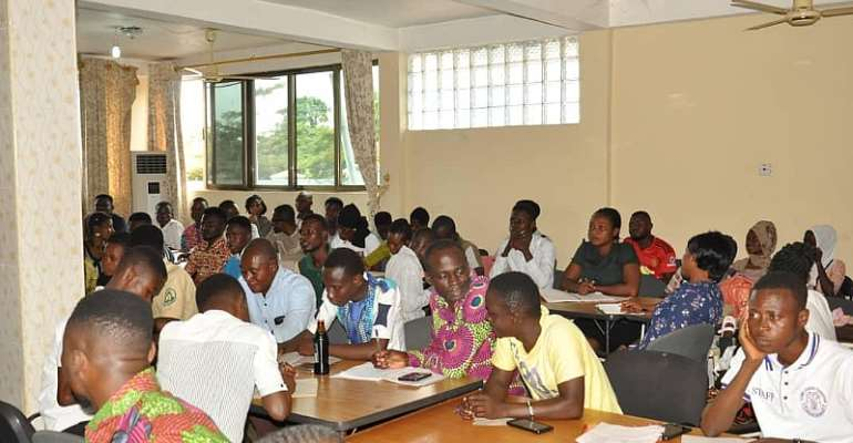 New Curriculum: Private Schools hold simulation training for master trainers at Ejura