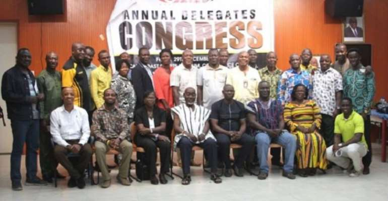 GAA Fix Elective Congress For August 17 In Tamale