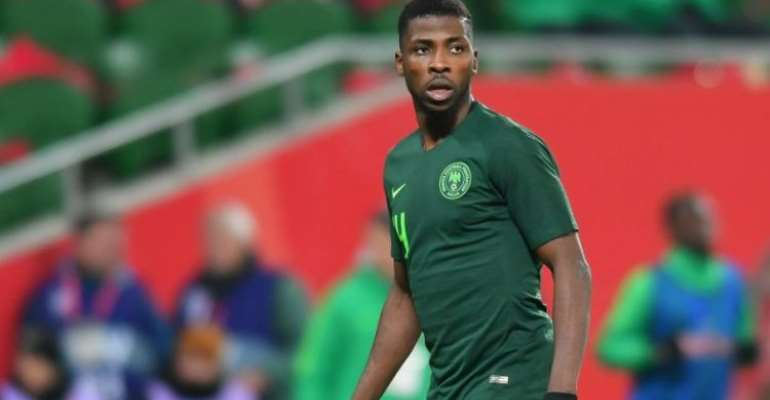 Nigeria Recall Iheanacho For Ukraine Friendly