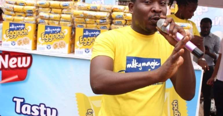 Nutrifoods Introduces Milky Magic Eggrich Biscuit