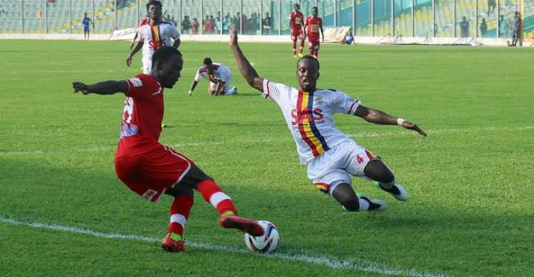 2019 President Cup: Kotoko, Hearts To Pocket ¢100,000 As Appearance Fee