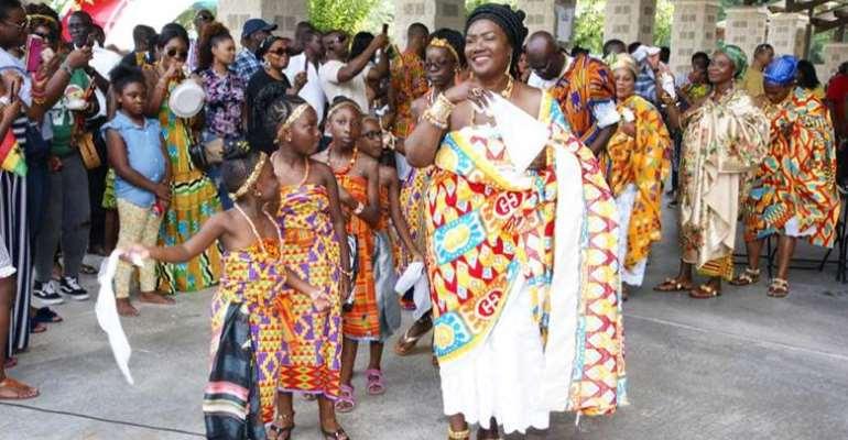 The Ghana Council Of Georgia Celebrates Ghana Fest 2019