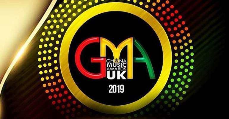 PAN AFRICAN ART SOCIETY in Association With  2019 GHANA MUSIC AWARDS UK