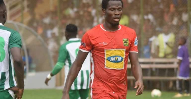 Fatawu Safiu Rejected To Rejected Our Request To Return To Ghana - Kotoko PRO Reveals