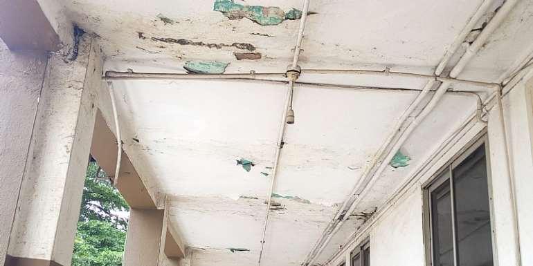 Komfo Anokye Teaching Hospital Is In A Deplorable State