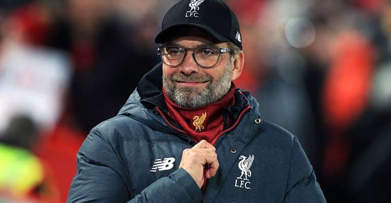 Klopp Named Premier League Manager Of The Season