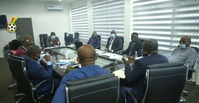 FIFA COVID-19 Relief Fund - Executive Council revises Division One Leagues allocations
