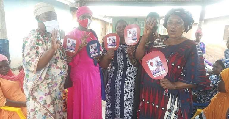 Operation Add Your Vote to NPP Candidates