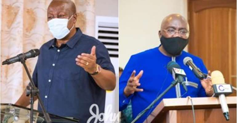 Bawumia And Mahama Should Spare Our Ears