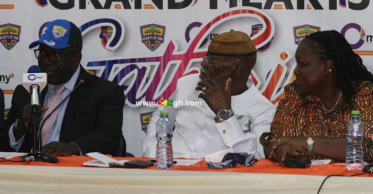Don't Blame Hearts of Oak Management For Players Exit - Ex-Club Captain