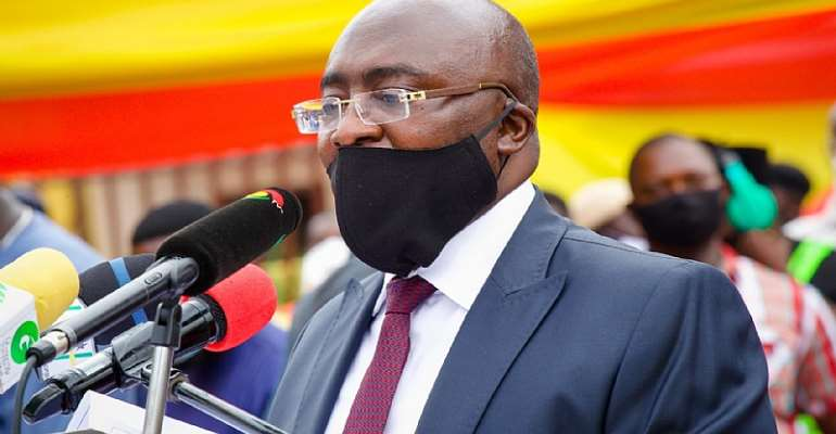 Gov't Will Complete All 'Year Of Roads' Projects – Bawumia assures