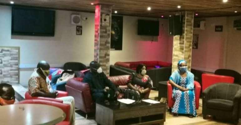 NDC Klottey Korle Inaugurates Campaign Team