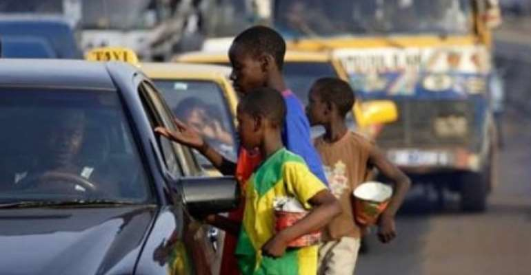 Forced Begging: A Crime Fueling Child Trafficking
