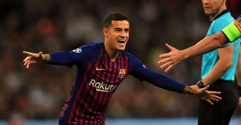 Barcelona Agree To Loan Coutinho To Bayern