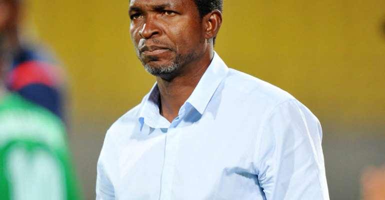 'We Are Building A New Team', Says Black Stars 'B' Coach Maxwell Konadu
